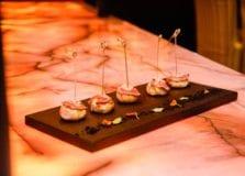 Amado assinou a gastronomia da festa de lançamento do Anota Bahia