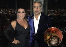 Fernando Torquatto comemorou aniversário em Nova York