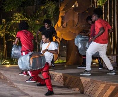 Festa de lançamento do Anota Bahia reuniu políticos e empresários na CasaCor Bahia