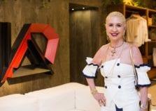 Lia Ferreira – empresária fala sobre sua vida social e conta histórias marcantes