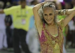 Maria Bethânia vai participar do show de Verão da Mangueira