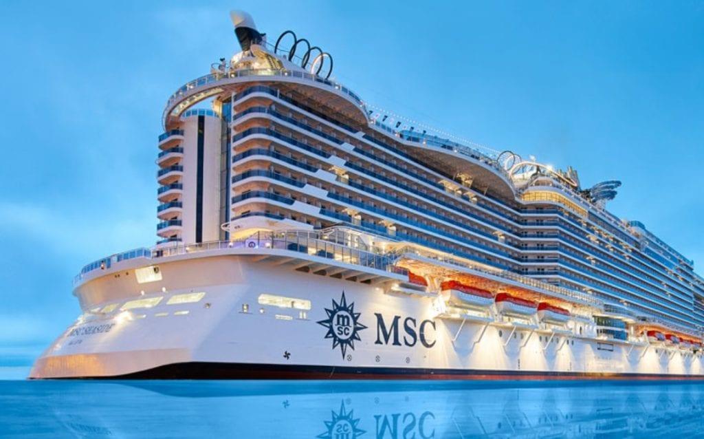 MSC Fantasia abre temporada de cruzeiros em Salvador