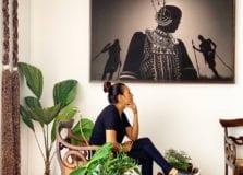 Nadia Taquary vai participar da Art Basel em Miami