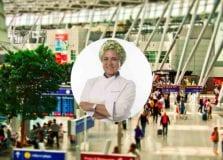 Tereza Paim vai inaugurar  restaurante no Aeroporto de Salvador