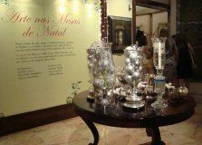 Museu Carlos Costa Pinto prorroga mostra Arte nas Mesas de Natal