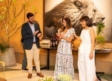 Casa 245 realizou workshop de vinhos na CasaCor Bahia