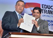 Rui Costa e ACM Neto selam acordo para aprovar reforma da previdência