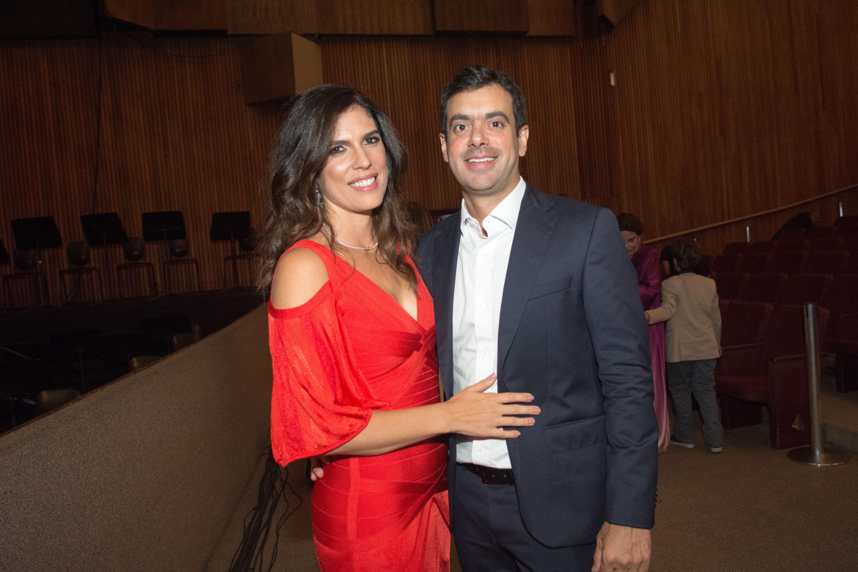 Ana Coelho e Tiago Correia