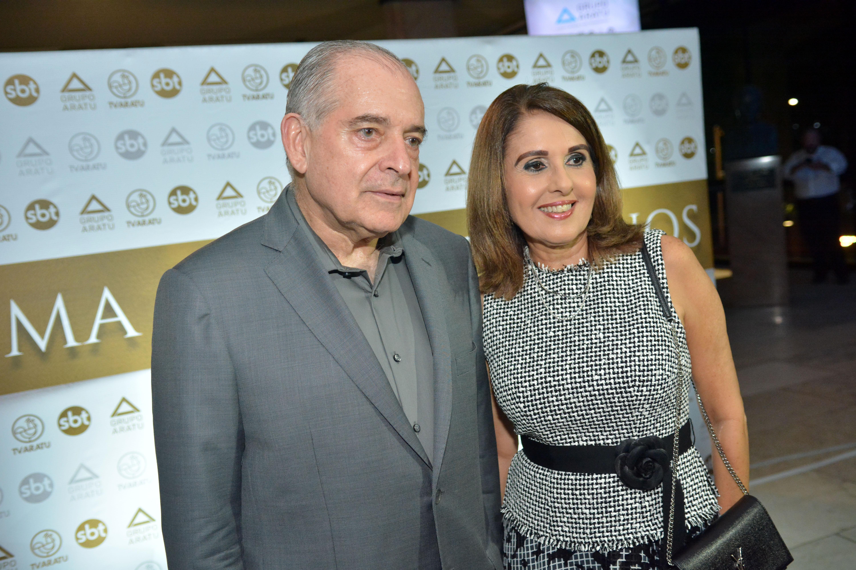 Antônio Carlos Magalhães Júnior e Rosário Magalhães