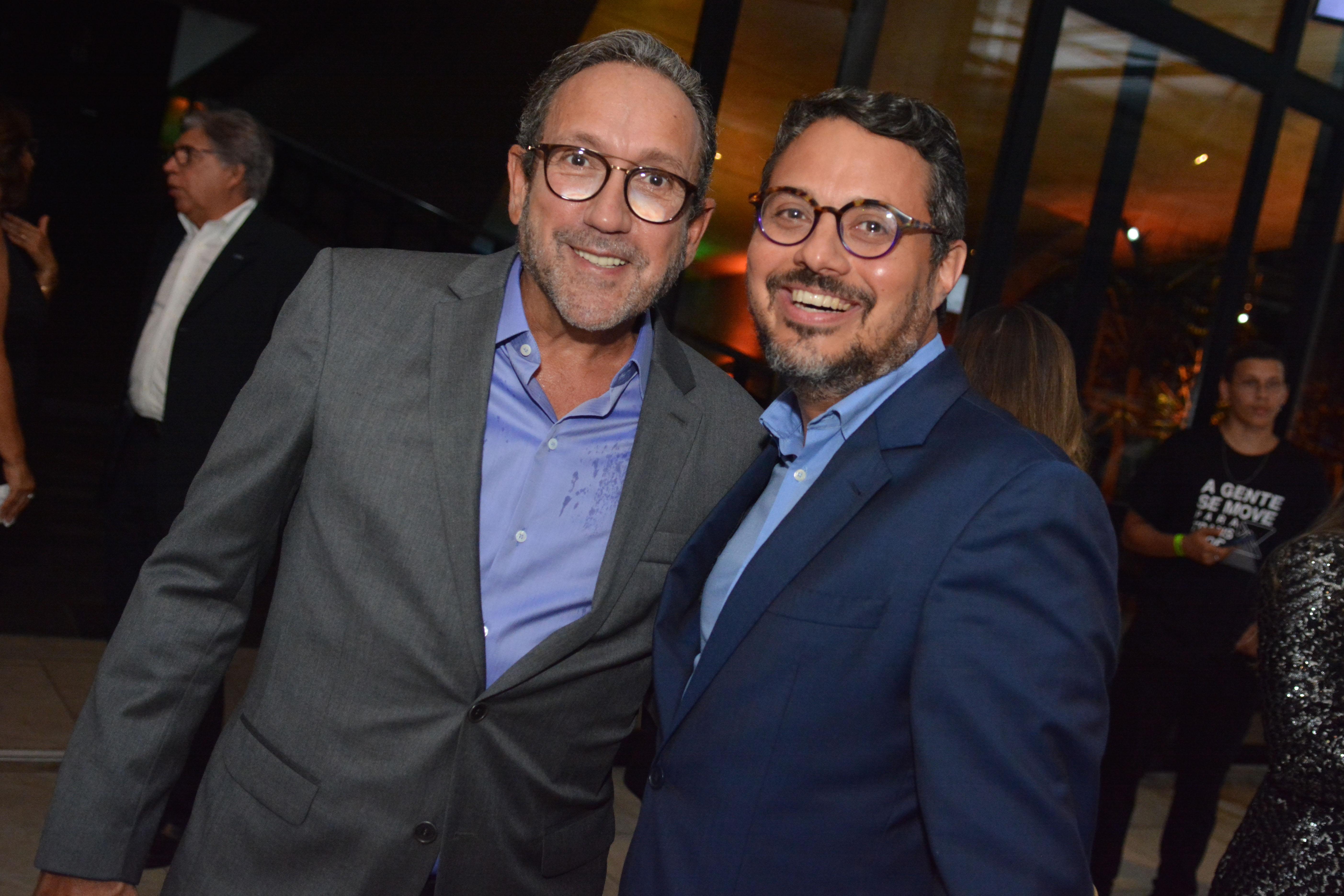 Casemiro Neto e Fausto Franco
