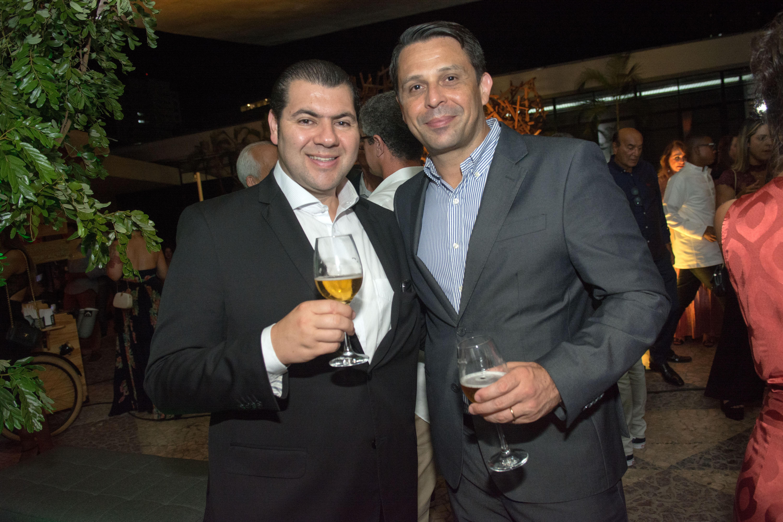 Daniel Abravanel e Vladmir Melo