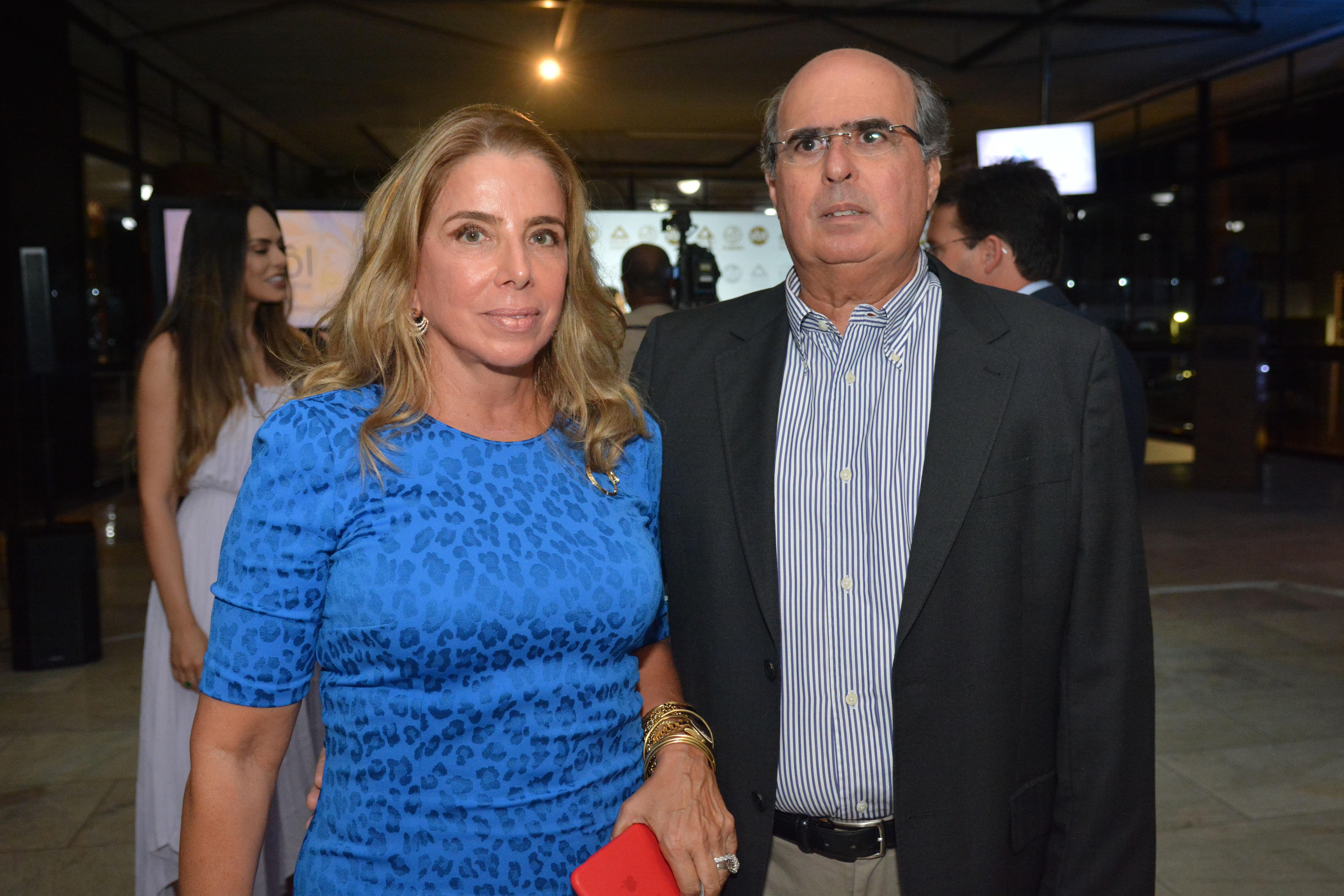 Eliane e Eugênio Carvalho