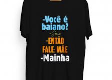 Instagram Baianês Oficial lança linha de camisetas