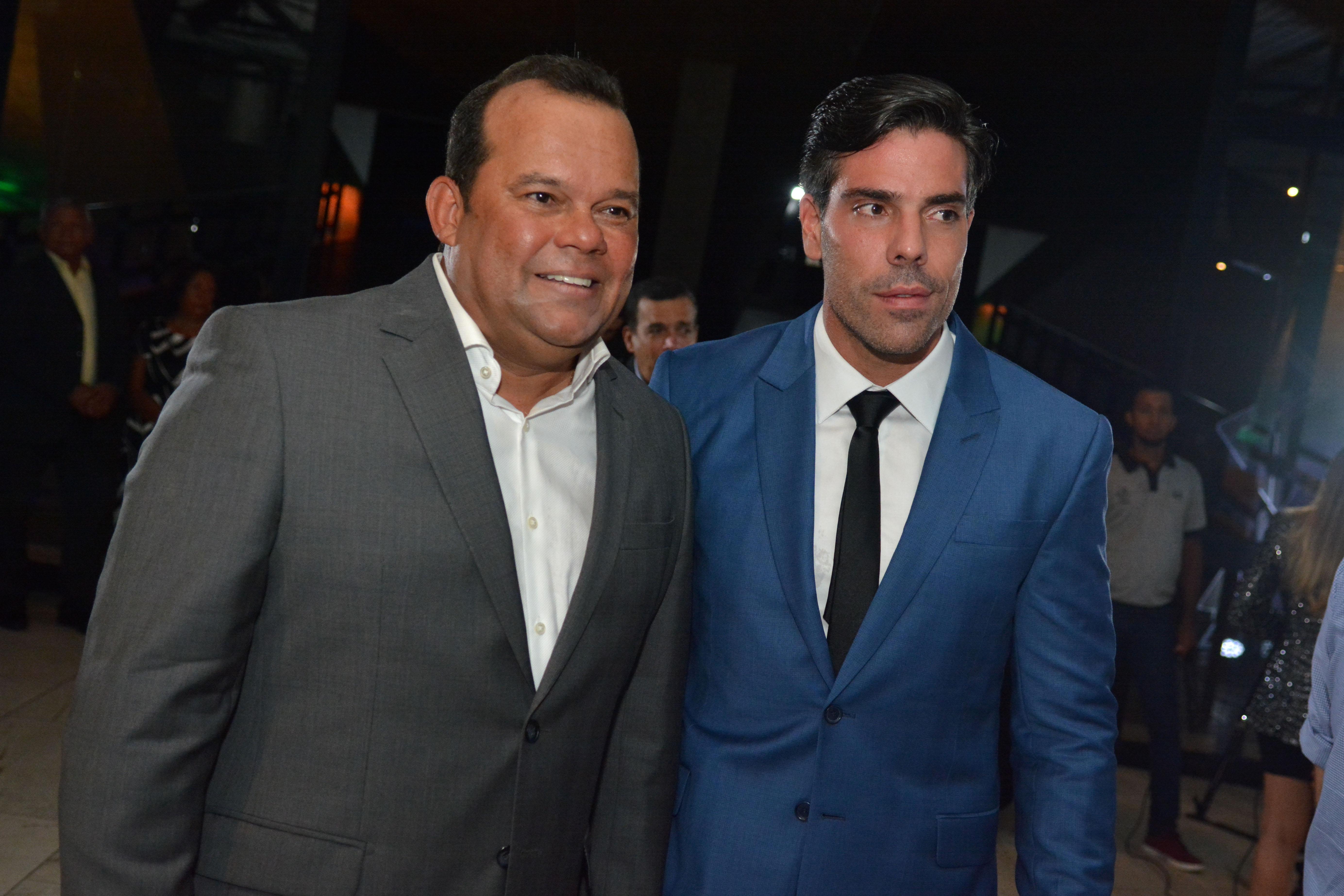 Geraldo Junior e Tiago Coelho