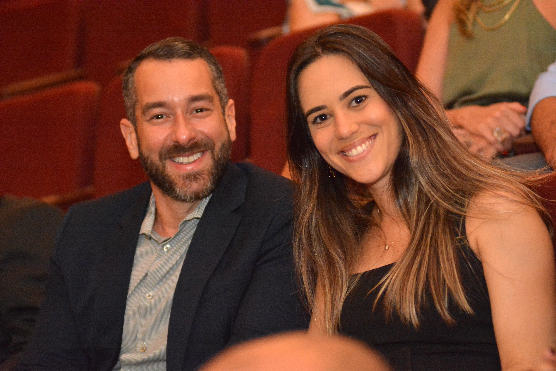 Kaio Moraes e Gabriela Gusmão