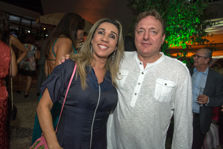 Lila Moraes e Daniel Kunz