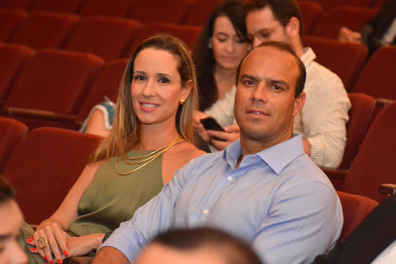 Luciana e Mauricio Lama