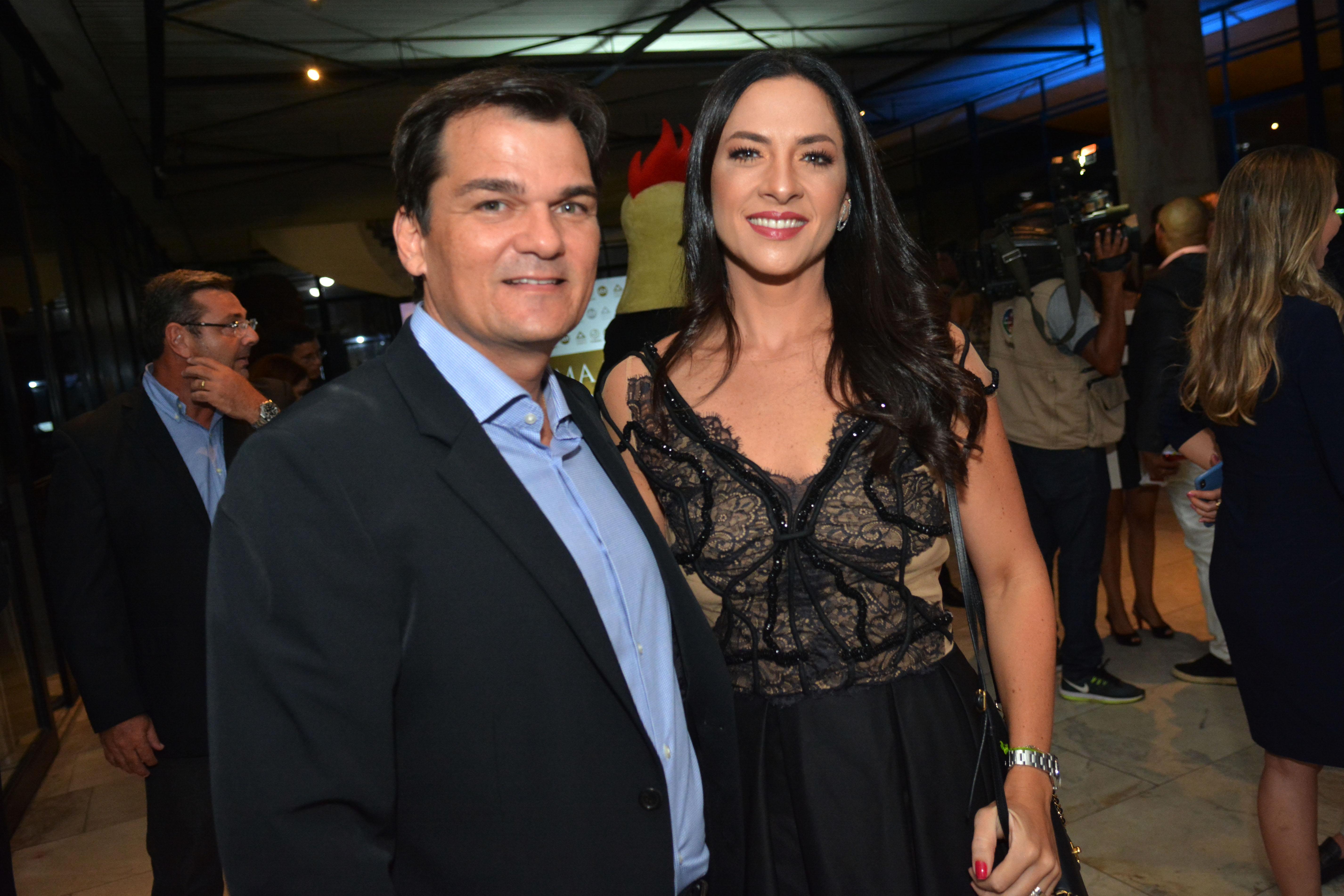 Marcos e Manuela Gordinho