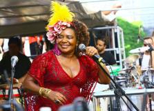 Margareth Menezes comandará o bloco Unidos do Bar Brahma em São Paulo