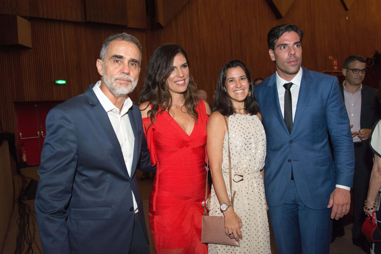Maurício Magalhães, Ana Coelho, Ana Queiroz e Tiago Coelho