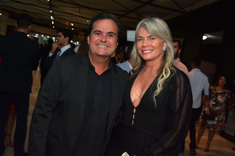 Ricardo e Patrícia Chaves