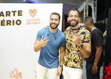 Rafa e Pipo Marques vão lançar projeto onde vão cantar axé em forma de samba