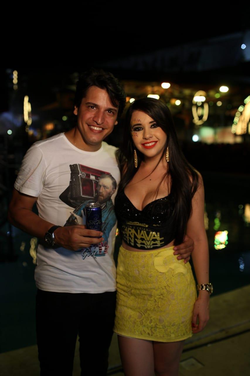 Rafa Gouveia e Pop Alves