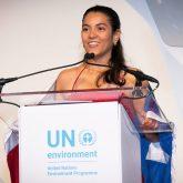 Anna Luísa Beserra – jovem cientista baiana fala sobre premiação que recebeu da ONU