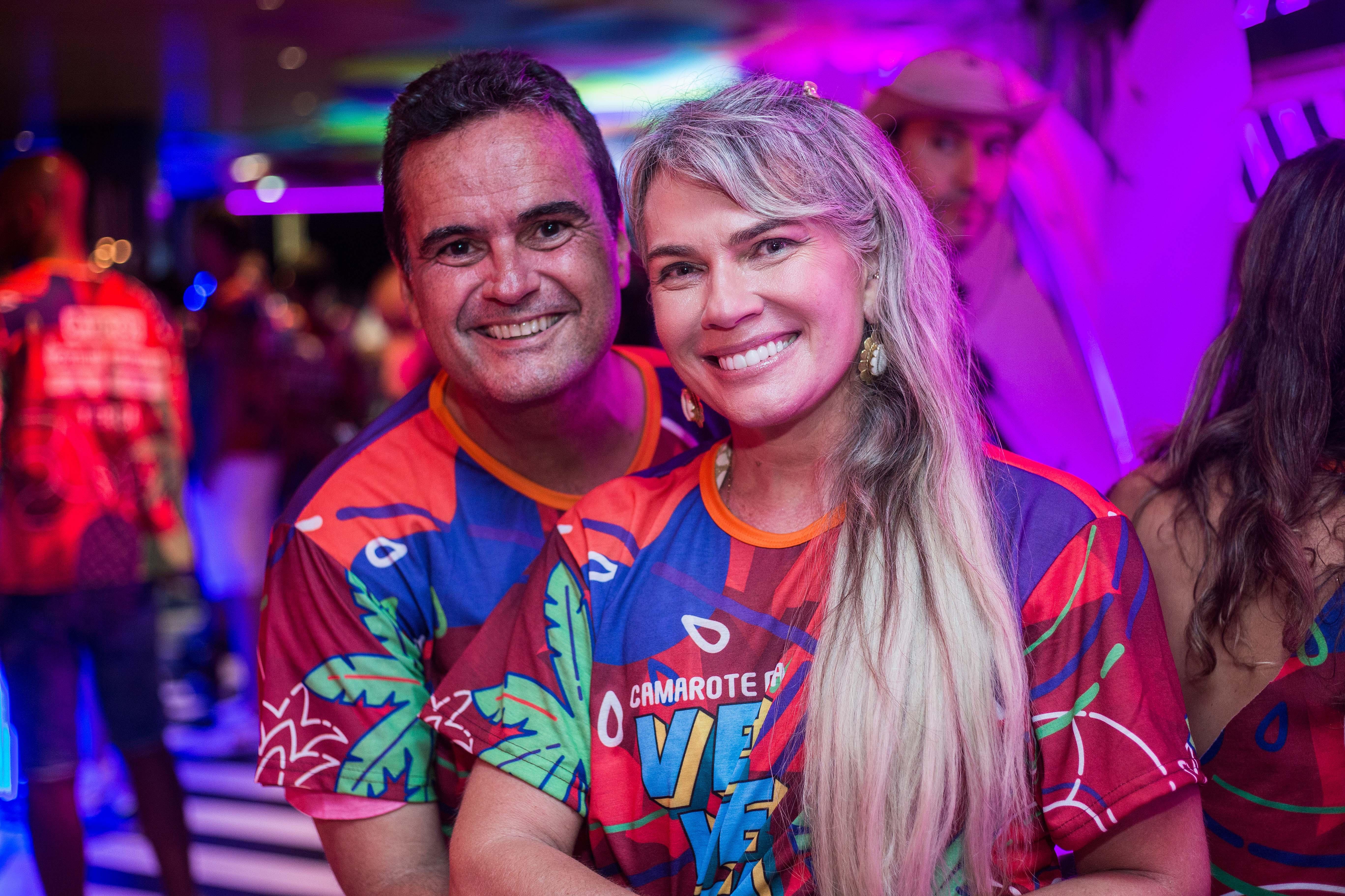 Ricardo e Patricia Chaves
