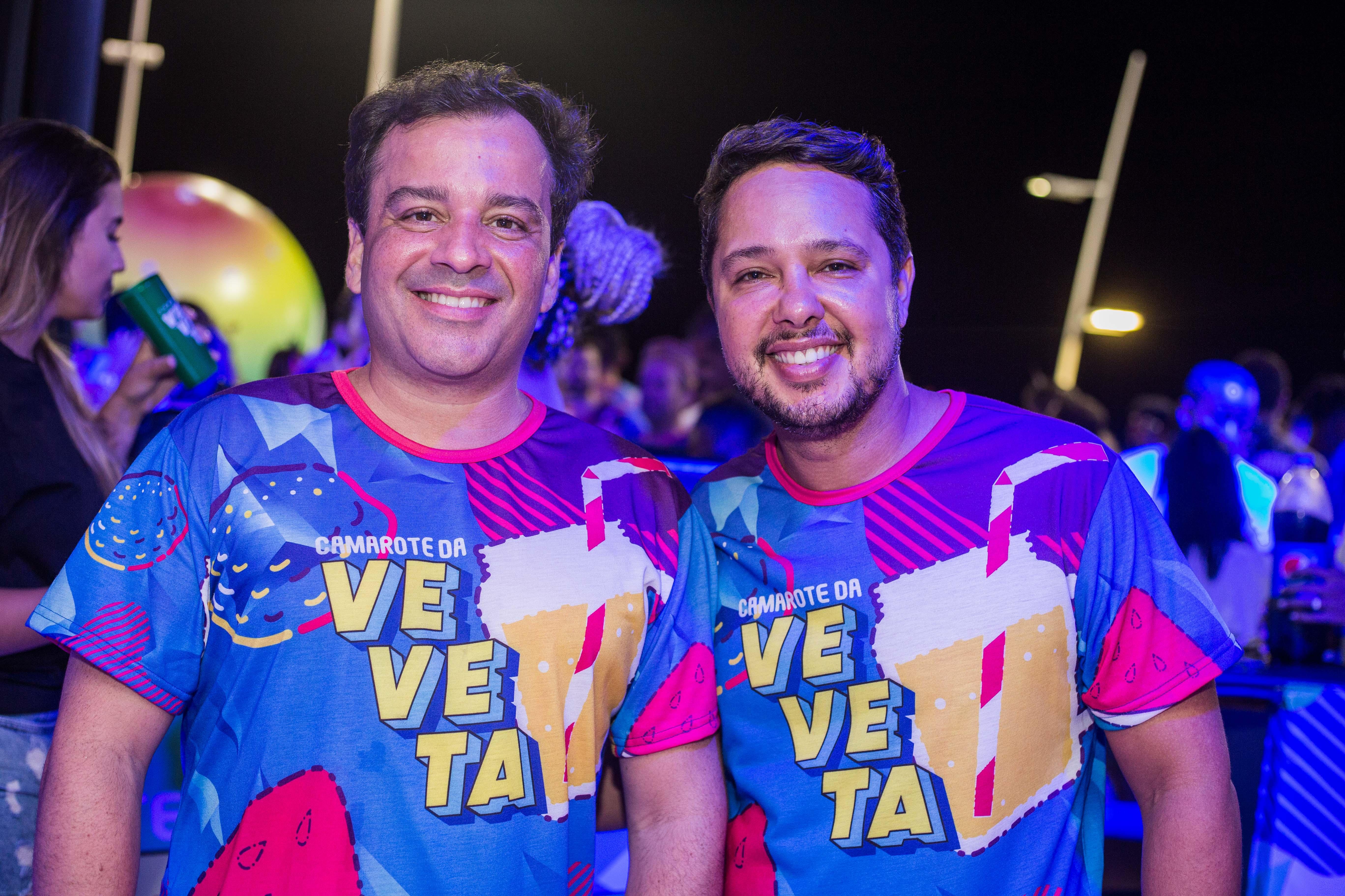 Neto Teixeira e Andreiv Vasconcelos
