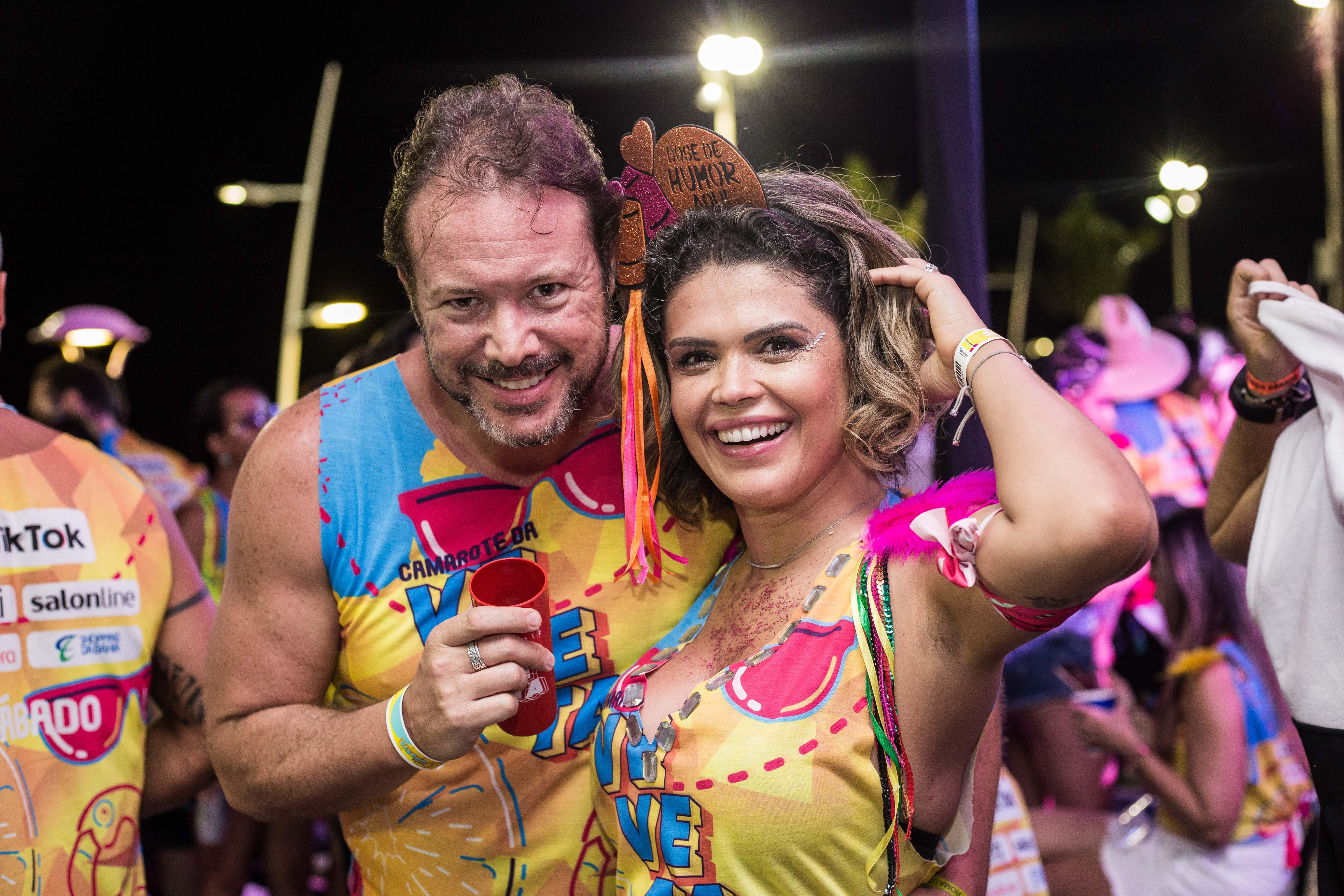Bruno e Cristina Oliveira