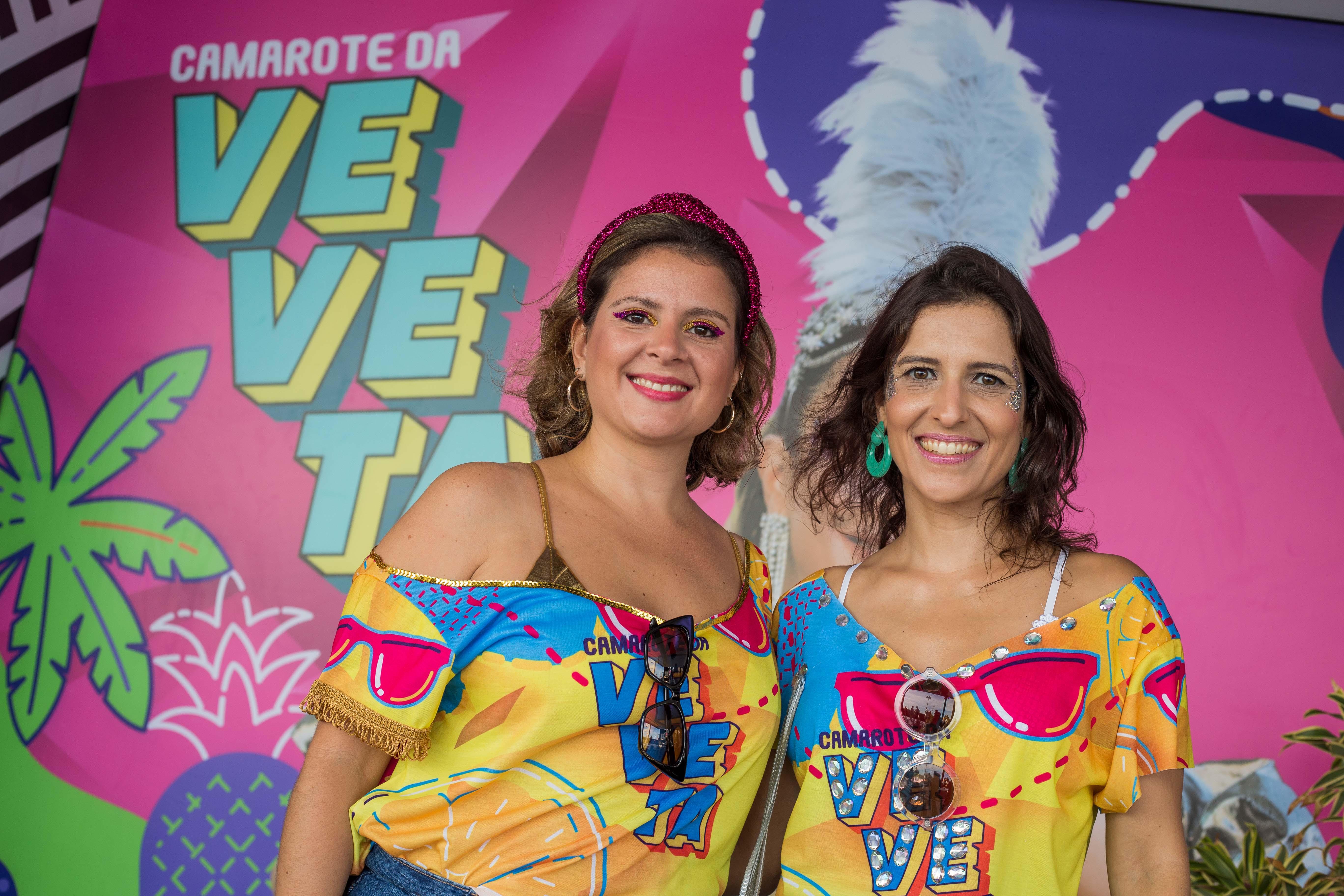 Marilia Lopes e Talita Faleidos