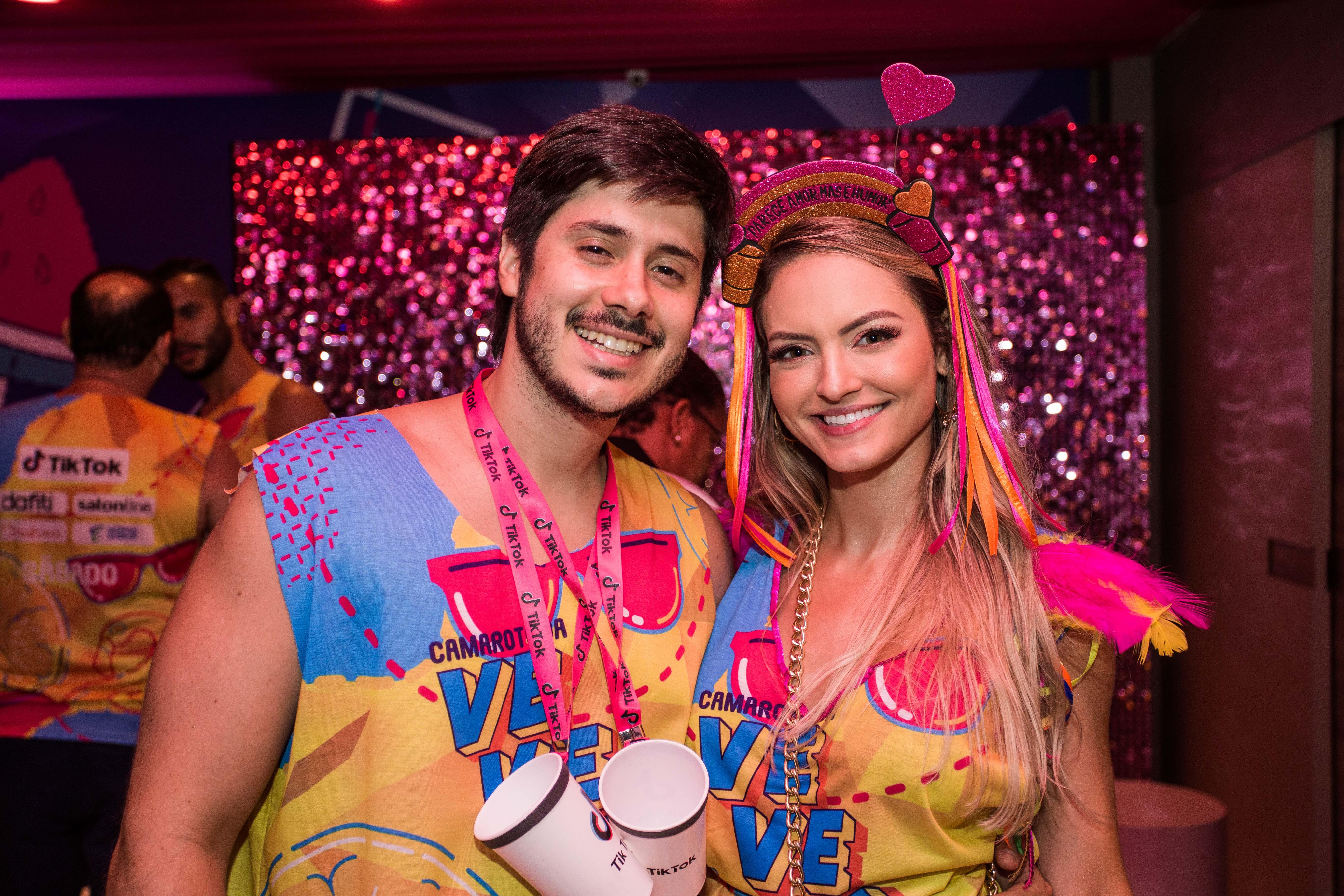 Ricardo e Camila Amaral