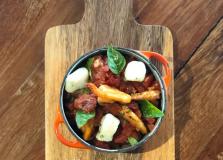 Bella Napoli apresenta novo menu para almoço executivo