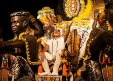 Carlinhos Brown faz a abertura oficial do Carnaval de Salvador