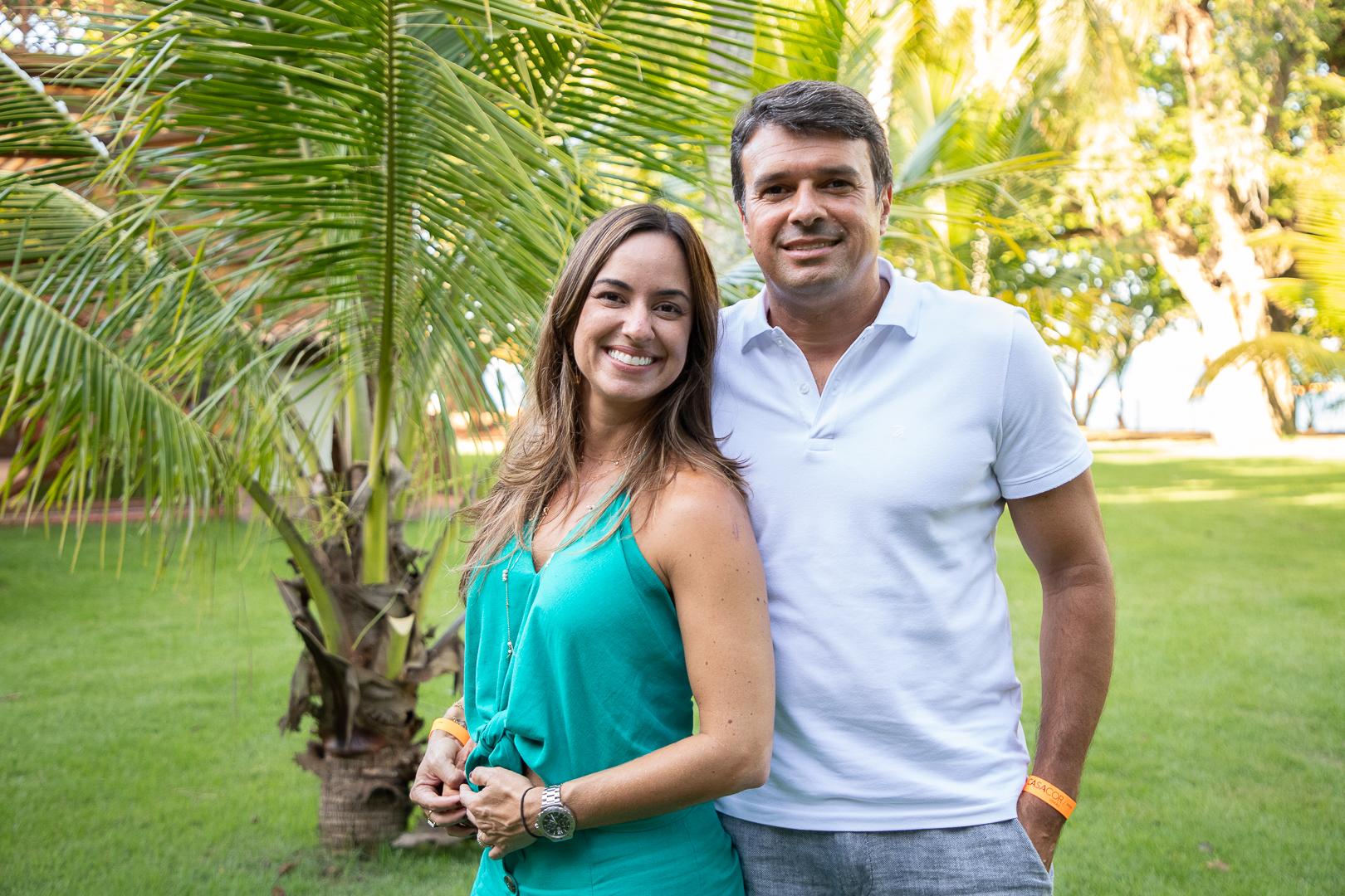 Claudia e Adilson Galvão