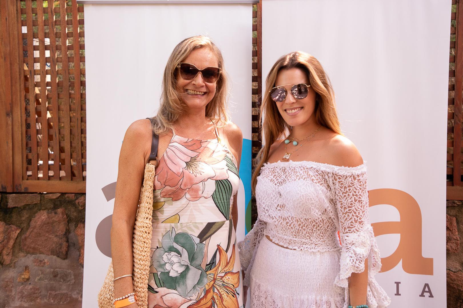 Marlene Fockink e Stephanie Mattos