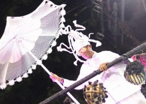 Cortejo Afro leva amor e diversidade para o Circuito Dodô