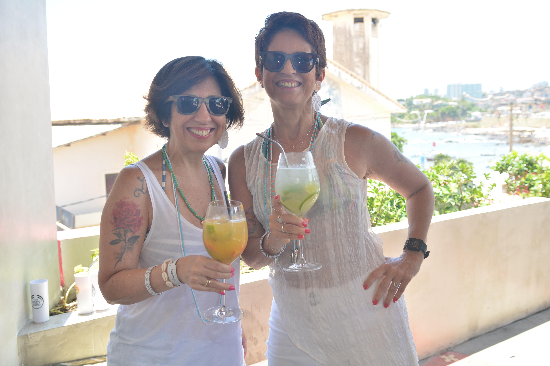 Denise e Darlene Figueredo