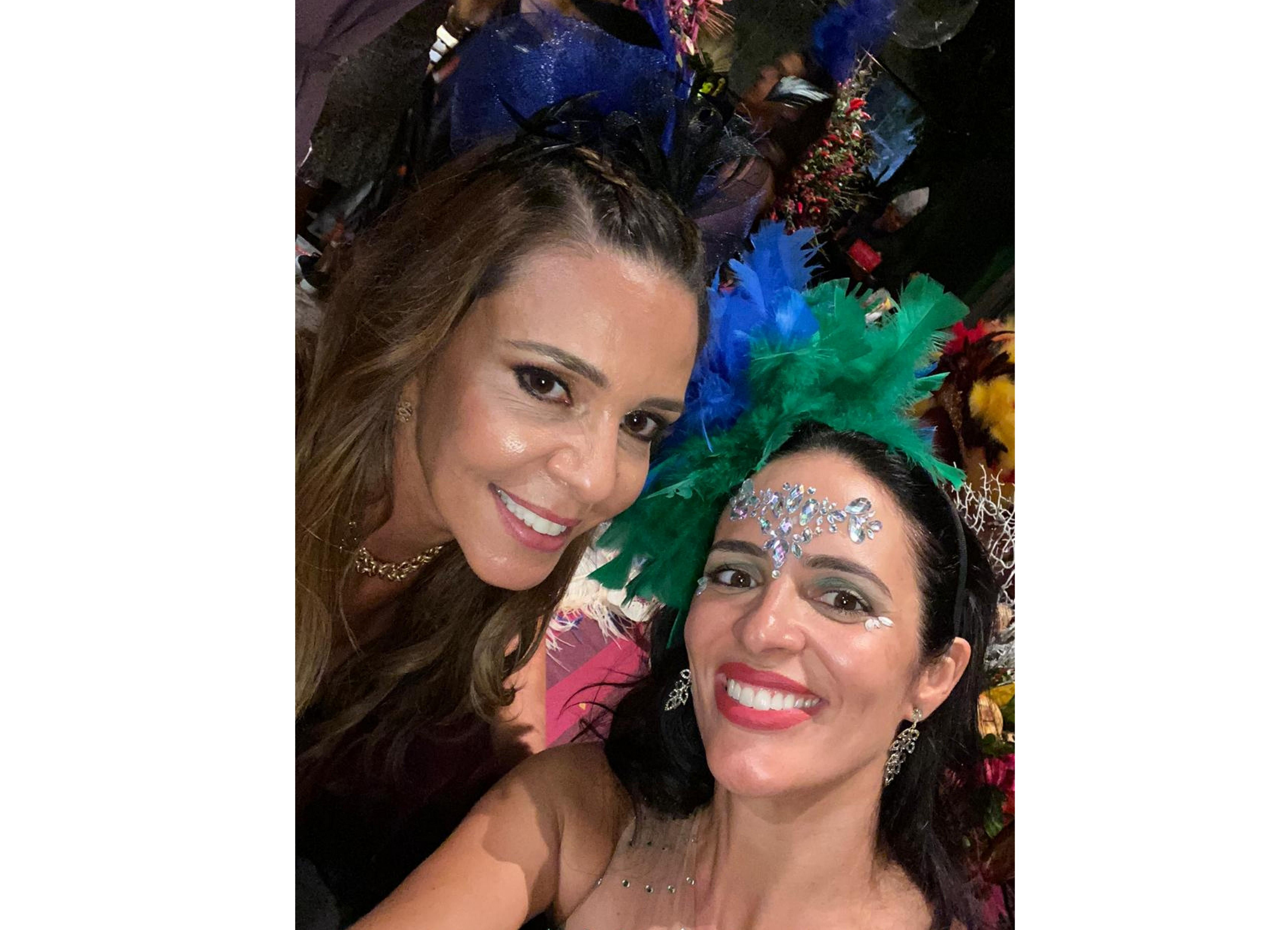 Alessandra Mattos e Juliana Madeira