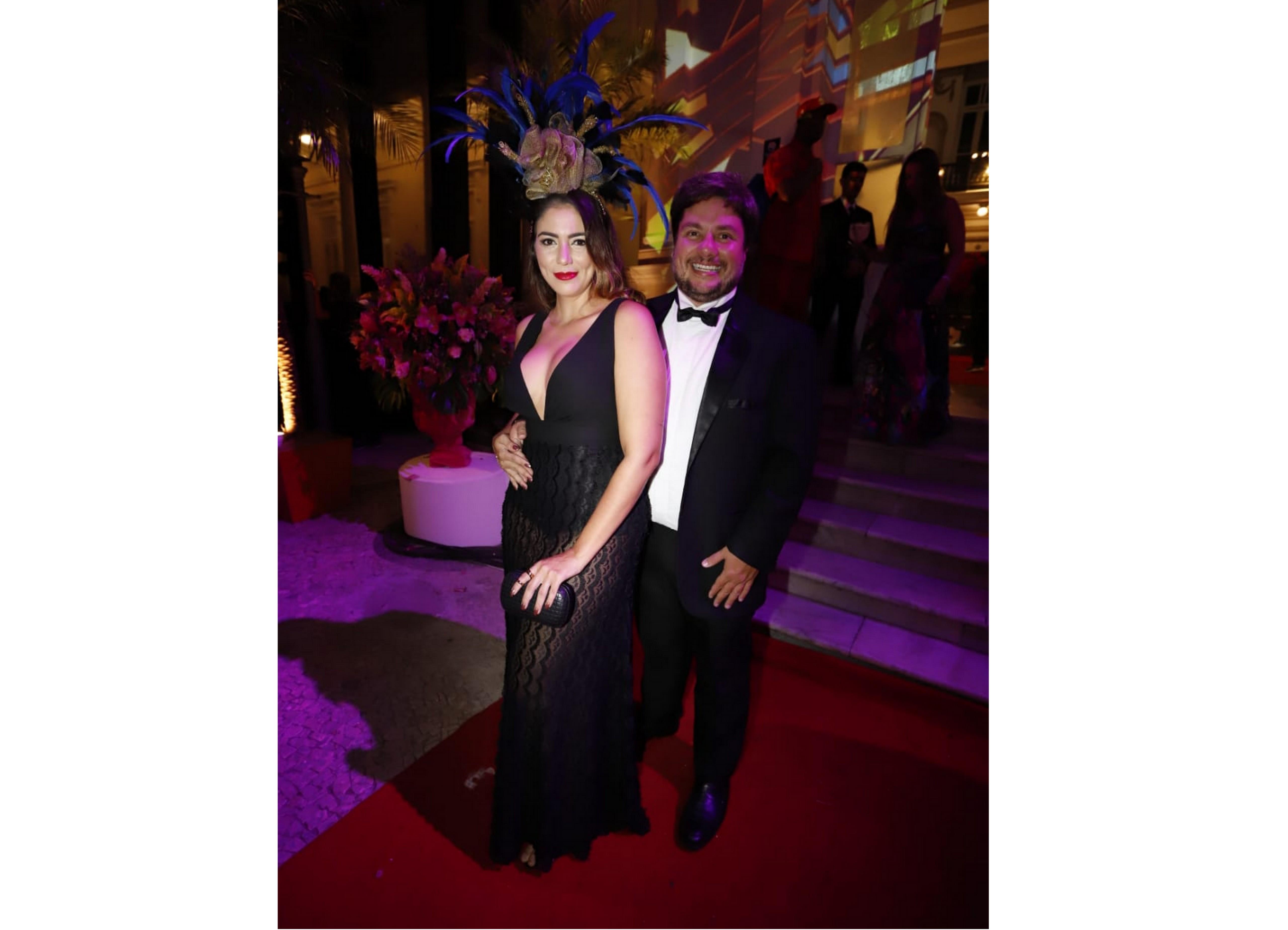 Juliana Tavares e Ricardo Cal