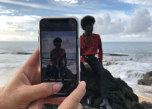 Eduardo Atallah fotografa nova campanha em Salvador