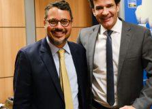 Fausto Franco se reuniu com Ministro do Turismo em Brasília