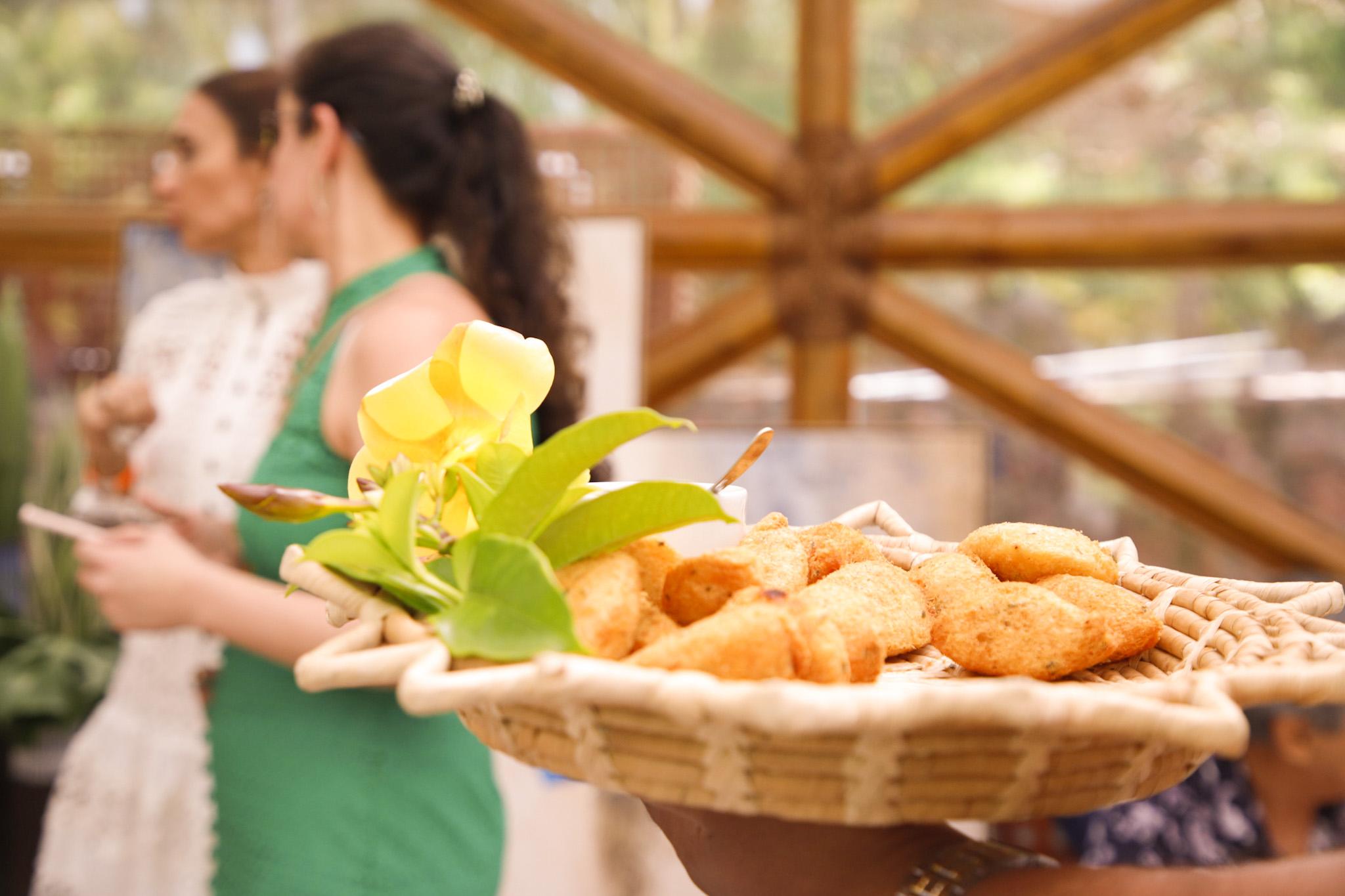 Gastronomia do Restaurante Preta