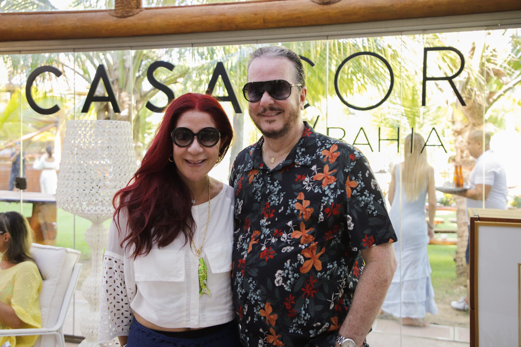 Jussara e Carlos Amorim