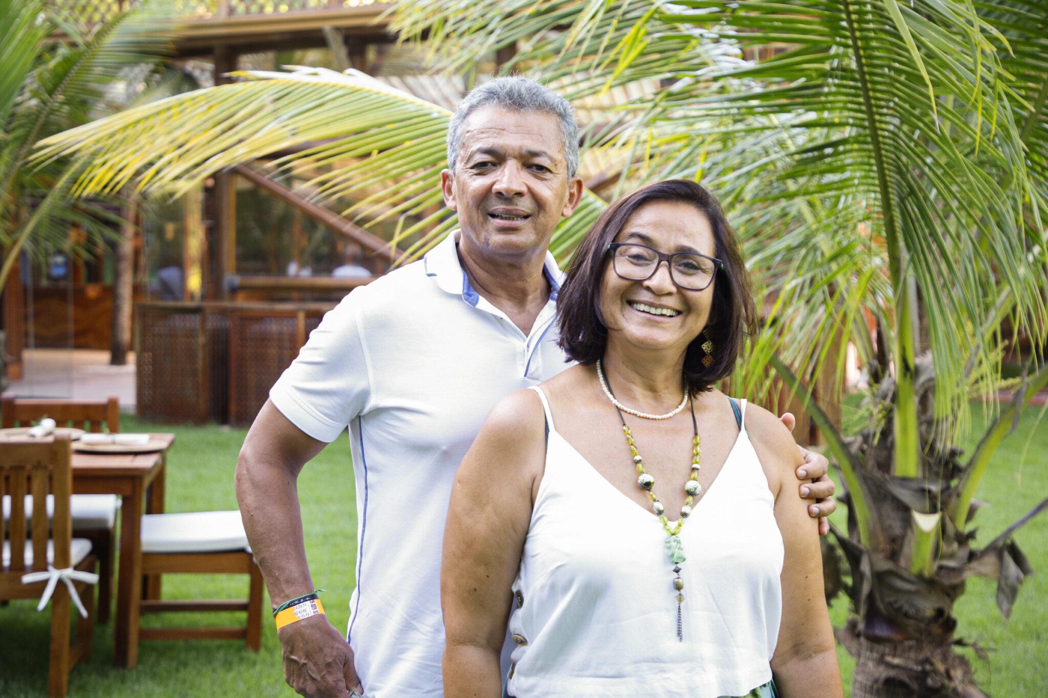 Wilson e Dora Oliveira
