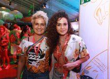 Nanda Costa e Lan Lanh curtem Expresso 2222