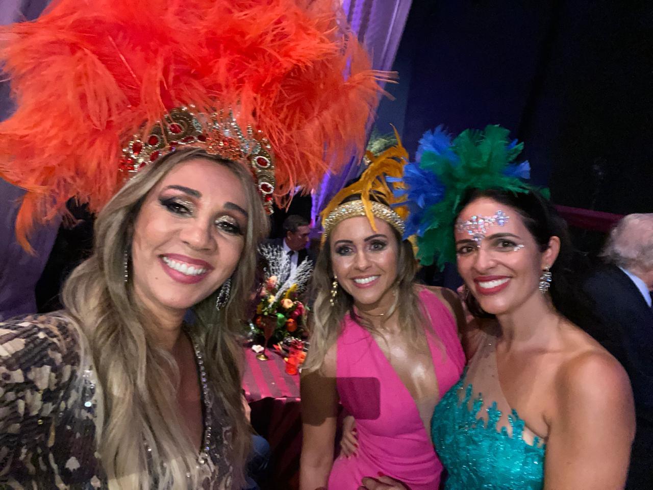Lila Moraes, Juliana Piropo e Juliana Madeira