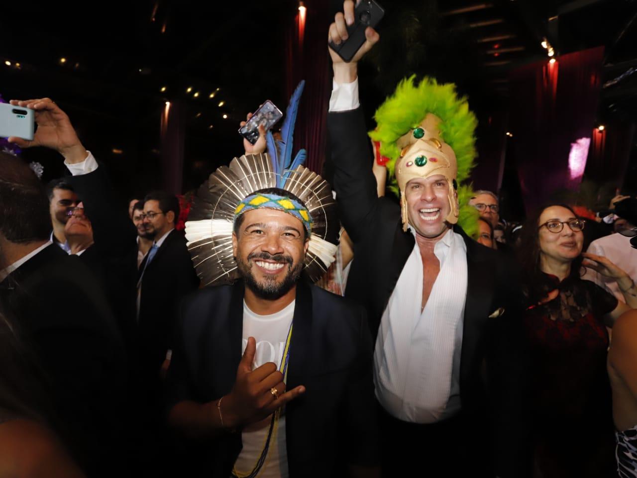 Wesley Lemos e Márcio Sobral