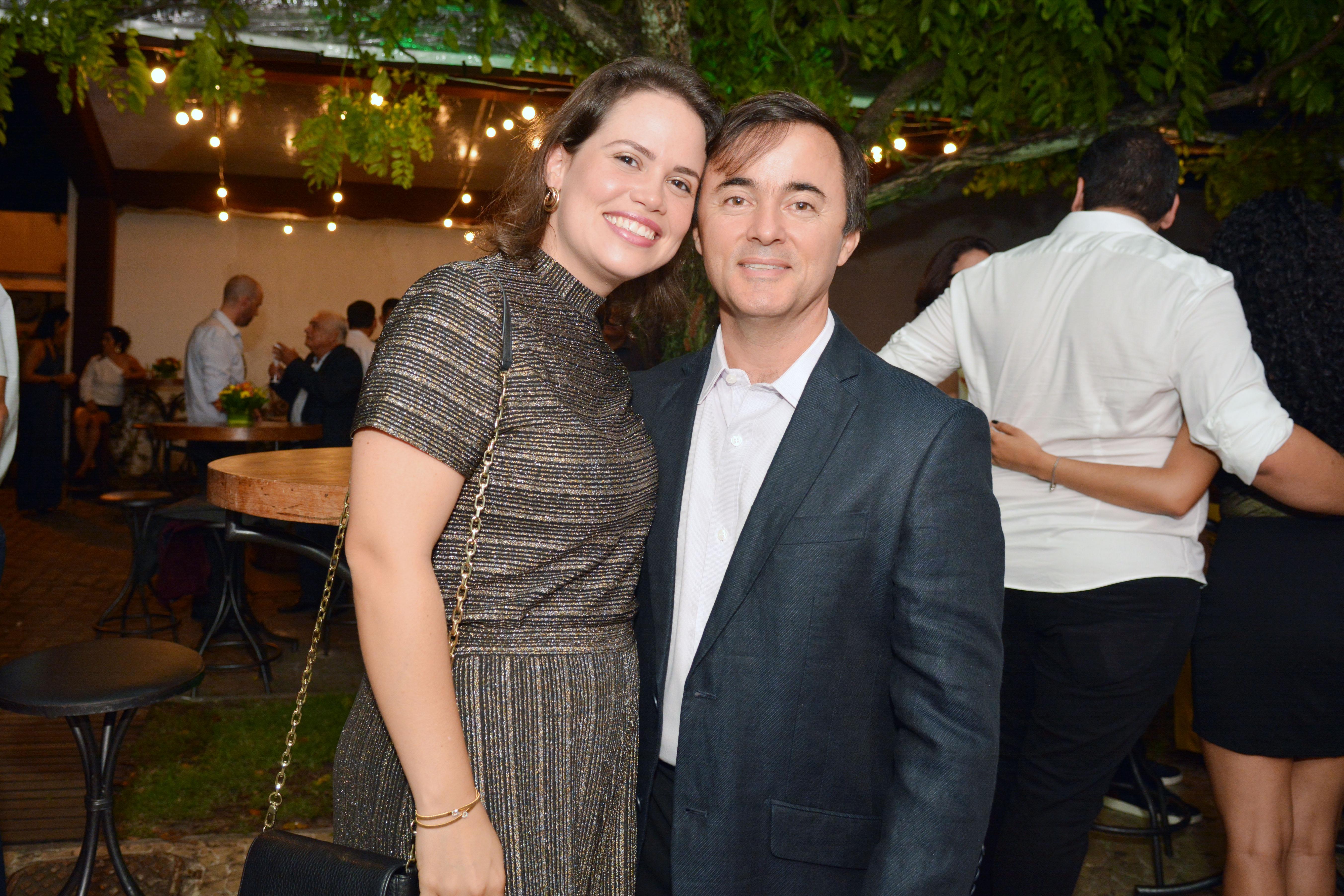 Camila e Omar Borges